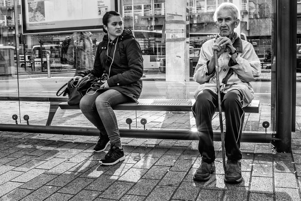 straatfoto Utrecht